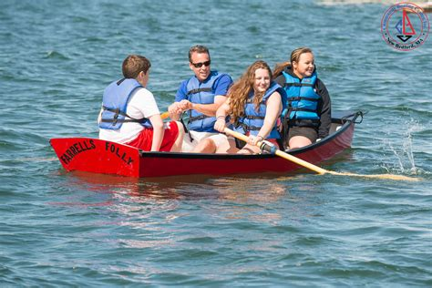Community Boating New Bedford by Boats Built By Local Youth Launched At Community Boating