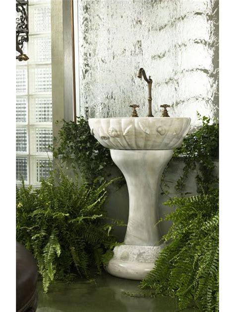 pedestal sinks product review roman baths  maitland