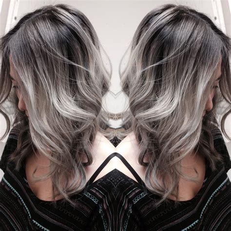 silver hair color formula formula the silver color melt career silver