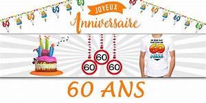 Deco Table Anniversaire 60 Ans : d coration anniversaire 60 ans tralala f ~ Dallasstarsshop.com Idées de Décoration