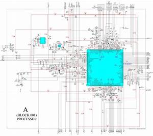 Sony Trinitron Kv Hw212m60 - Circuit Diagram