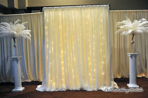 screen decoration at back of altar fabric background backdrops pipe n drape wedding pipe and drape wedding pipe n drape