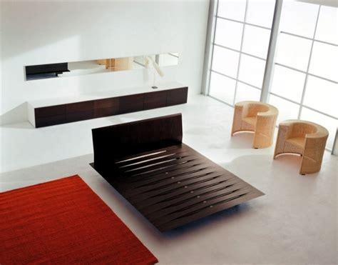 modern design wooden double bed sottiletto horm