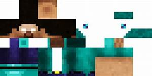 14 Images Of Transparent Minecraft Pe Skins Template