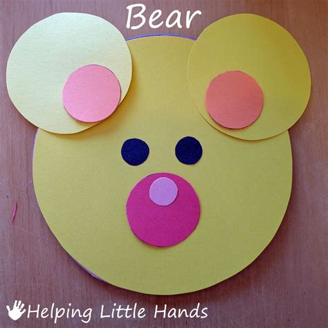 pieces by polly kindergarten pi day activities 629 | 389 Bear