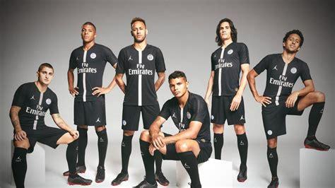 Le PSG officialise sa collaboration avec la marque Jordan ...