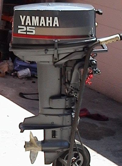 Yamaha Outboard Motors For Sale In Wisconsin by Used 25hp Boat Motor 171 All Boats