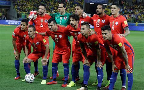 Todas las novedades de la roja, tabla de las eliminatorias, copa américa 2019, camino a qatar 2020 y programación de los partidos de chile. Selección chilena envía mensaje al Perú tras clasificación ...
