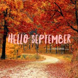 Hello September Images