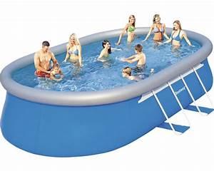 Pool 3 66 X 1 22 : fast set pool ovalbecken 549 x 366 cm h he 122 cm bei ~ Kayakingforconservation.com Haus und Dekorationen