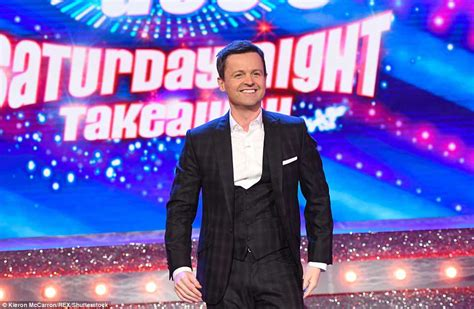 Saturday Night Takeaway: Dec FAILS to mention Ant ...