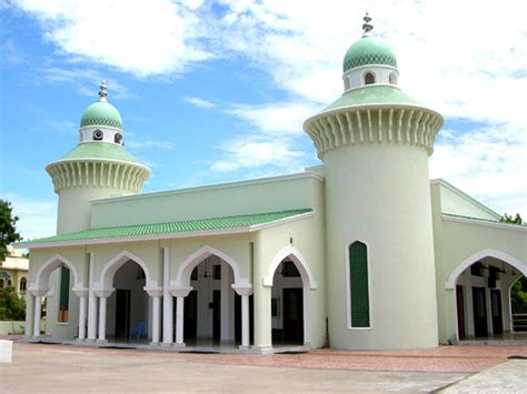 Abu Bakr Siddiq Masjid, Keelakarai, Tamil Nadu, India