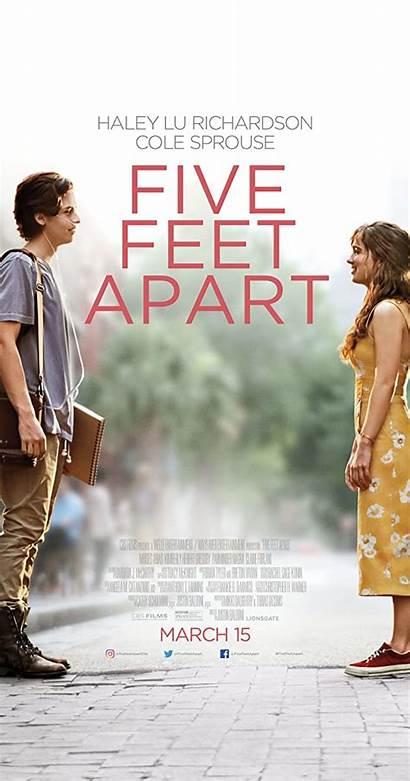 Apart Feet Five Imdb Title