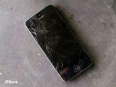 broken iphone 5s how to replace a broken iphone 5 screen in 10