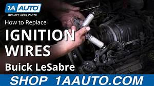 How To Install Replace Spark Plug Wires 1993