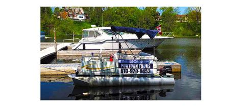 Picton Boat Trips picton boat tours prince edward county guide