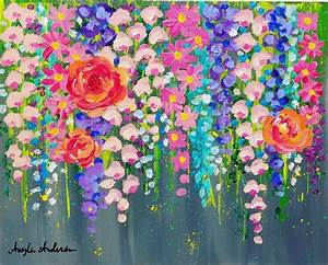Best 25+ Acrylic painting tutorials ideas only on
