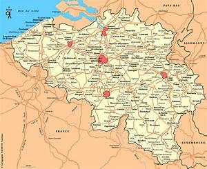 Carte Du Monde Liège : liege carte et image satellite ~ Teatrodelosmanantiales.com Idées de Décoration