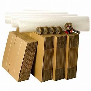 Cartons De Déménagement Gratuit : kit d m nagement t5 t6 avec 5 rouleaux d 39 adh sif gratuits ~ Melissatoandfro.com Idées de Décoration