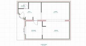 cuisine meurtrier plan simple maison plan de maison With plans de maison gratuit