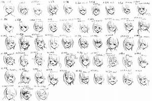 50 Expressions Anime by Bardi3l.deviantart.com on ...