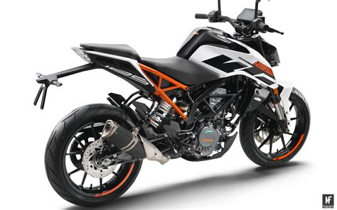 Ktm Image by Gallery Ktm Duke 125 All The New 2017 Images Motofire