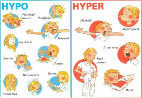 Diabetes kind 3 jaar symptomen