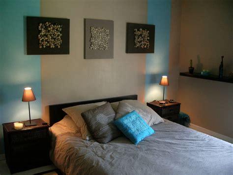 chambre turquoise et taupe agréable chambre bleu turquoise et taupe 1 d233co