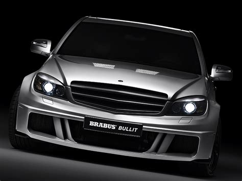 2007 Brabus Bullit Review Supercarsnet