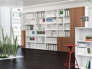Caisson Rangement Bureau : armoires et caissons m lamin s armoires tout hauteur i ~ Teatrodelosmanantiales.com Idées de Décoration