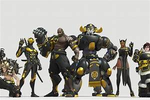 Blizzards Overwatch League Will Sell Both Real And