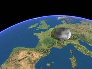 """Asteroide passa de """"raspão"""" pela Terra   BLOG DO ANDERSON"""