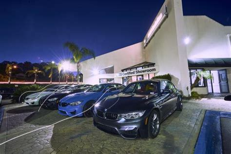 bmw encinitas car dealership  encinitas ca