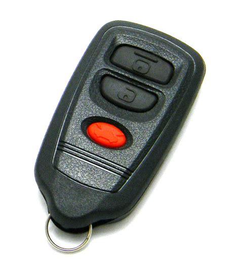 Isuzu Rodeo Sport Key Fob Remote Hyqr Rss