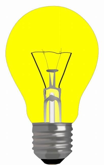Lightbulb Clip Svg Clipart Web Px Clker