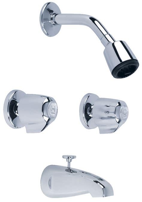 gerber classics   centers  handle tub shower