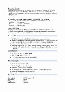civil engineer job description auto mechanical With resume fixer free