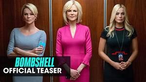 'Bombshell' Trailer: Charlize Theron, Nicole Kidman ...