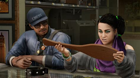 The Watch Dogs 2 April Update Free Pvp And Porn You Pay