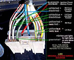 1991 Toyota Previa Stereo Wiring