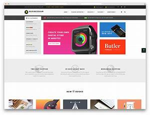 52 awesome ecommerce wordpress themes 2018 colorlib With e commerce sites templates