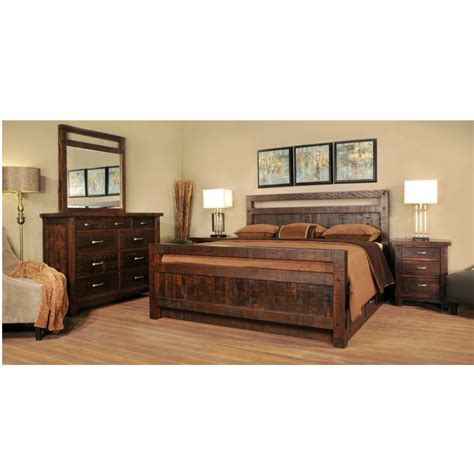 timber bed  drawers home envy furnishings solid