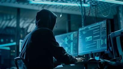 Desktop Hacker 4k Background Robot Mr Backgrounds