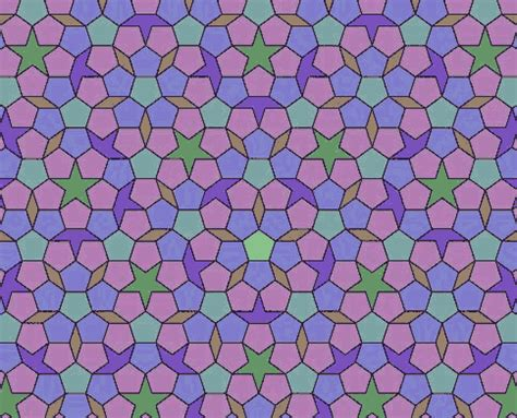 Pentagonal Tiling Of The Plane by Feature Column From The Ams