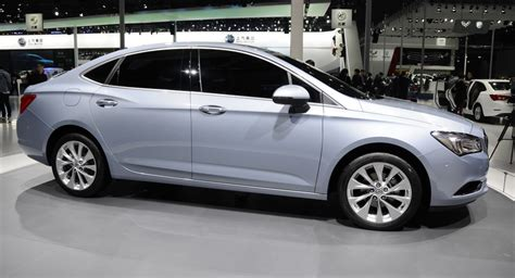 Buick Astra by Is The All New Buick Verano Just A Fancier Opel Astra