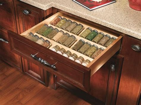 spice drawers kitchen cabinets 27 best images about bathrooms on 5649