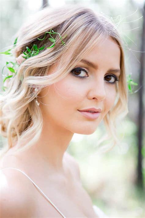 romantic woodland wedding inspiration