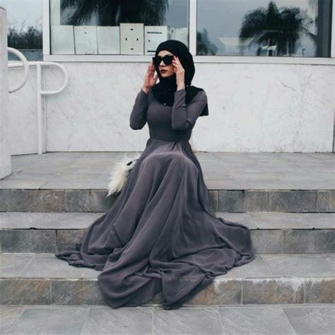 grey hijab tumblr