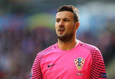 Danijel Subasic Photos Czech Republic Croatia