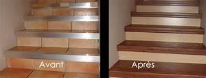 renover des escaliers en bois meilleures images d With superb peindre un escalier bois 5 recouvrir un escalier en carrelage